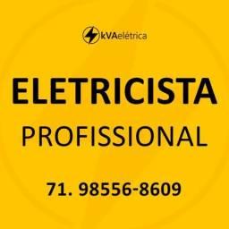 Eletricista - Aceitamos Cartões! Confira!