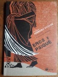 """Livro Literário """"Eros e Psiqué"""""""