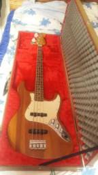 Baixo Gianinni Jazz bass c/case