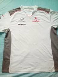 Camisas oficiais da F1