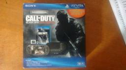 PS Vita Edição especial Call of Duty