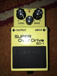 Pedal Boss SD1 - Super Over Drive