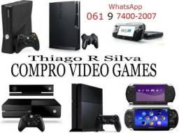 Compr0 Troco e vendo Video games ps4