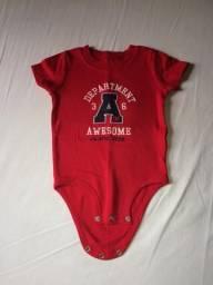 Body Carters e CeA para bebê 9 meses