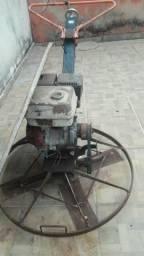 Apoiadora de concreto