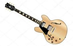 Compro guitarra canhota bom preco pode ser bem usada