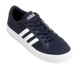 Tênis Adidas Vs Set Neo Azul Marinho
