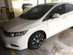 Honda Civic - único dono e excelente conservação - 2016