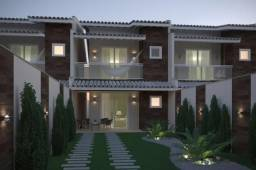 Casas duplex no eusébio, 4 suites fino acabamento