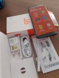 Samsung Galaxy j6 novo na caixa
