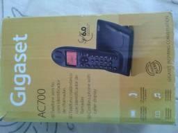 Telefone sem fio AC700