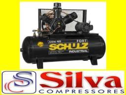Compressor de ar MSWV 40 forte - Schulz