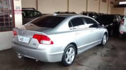 Honda Civic LXS 1.8 Flex Automático Couro Completo 2008 - 2008