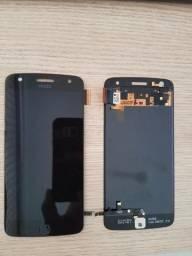 Tela Touch e Display Motorola Moto Z2 Play - Garantia de 6 meses