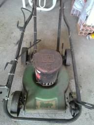 Máquina cortar grama