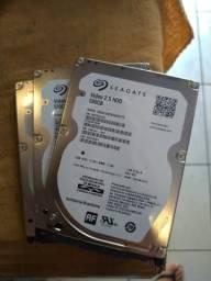 HD Seagate zero vendo 500 gb