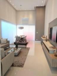Casa térrea - Green Park - 3 dormitórios (1 suíte master e 1 double suíte) - área gourmet