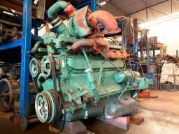 Motor M.Benz 355/6 Turbinado