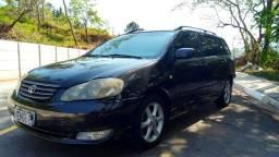 Toyota corolla filder 2006 blindada - 2006