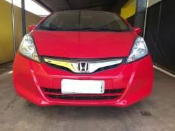 Honda Fit lx 1.4 2013 Automático Completo Única Dona - 2013