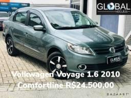 Volkswagen Voyage 1.6 Comfortline 2010 - 2010