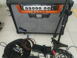 Troco amplificador Roland GA 212