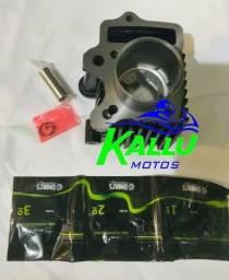 Kit cilindro de motor pcx 150 scooter completo