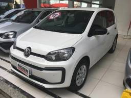 Volkswagen UP 1.0 mpi Take 12V Flex 4P Mamual - 2018