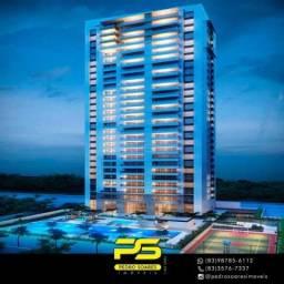 Título do anúncio: Apartamento com 3 dormitórios + DEP à venda, 156 m² por R$ 1.239.162 - Altiplano Cabo Bran