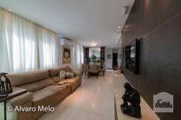 Apartamento à venda com 4 dormitórios em Buritis, Belo horizonte cod:260697