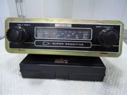 Rádio Nissei Super Sensitive AM 4 Faixas- Impecável e revisado