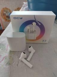 Fone de Ouvido Bluetooth 5.0 QCY