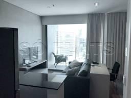 Apartamento alto padrão na Vila Olímpia para locação com entrada imediata