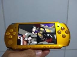 PSP edição especial novo aceito cartão V/T