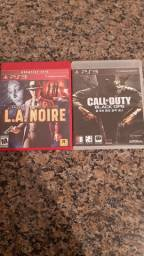 L.a Noire e call of duty b.o