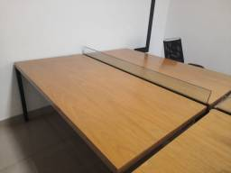 Mesa de Trabalho/Home Office e Escritório (Restam 4)