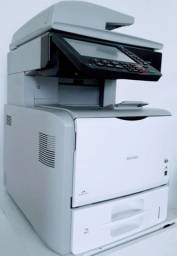 impressora  laser ricoh 5200 para retirada de pecas aceito cartao