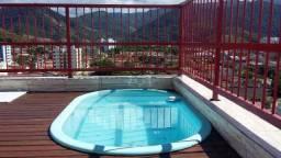 Cobertura para alugar com 3 dormitórios em Martim de sá, Caraguatatuba cod:452