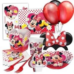 Temas de Festas (Disney e Festcolor) com 10% de desconto a.v