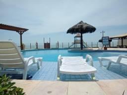 Imóvel 110MJ - Vendo Apartamento 215 mil - Praia das Fontes, Beberibe / CE