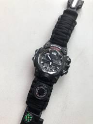 Relógio tático