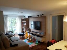 Apartamento em bairro nobre em Teresópolis, 2 quartos, 1 suíte, lazer completo