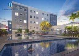 Apartamento com 2 dormitórios à venda, 40 m² por R$ 139.900,00 - Jurema - Vitória da Conqu