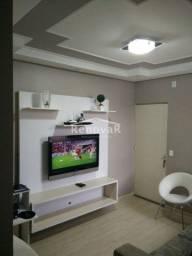 Apartamento de 02 quartos com 47m² em Condomínio clube em Sumaré R$ 168,000