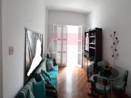 Apartamento 2 dorm com vista para o mar no José Menino