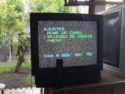 Tv 20 polegadas antiga