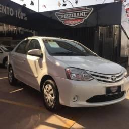 Toyota etios sedan 2017 1.5 xs sedan 16v flex 4p automÁtico
