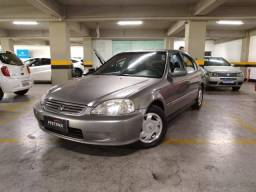 CIVIC 2000/2000 1.6 LX 16V GASOLINA 4P MANUAL