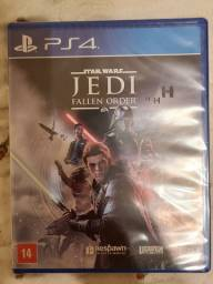 Star Wars Jedi Fallen Order PS4 lacrado!