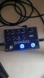 Pedal Guitarlab1 da BFFX (Dist + OD + boost)